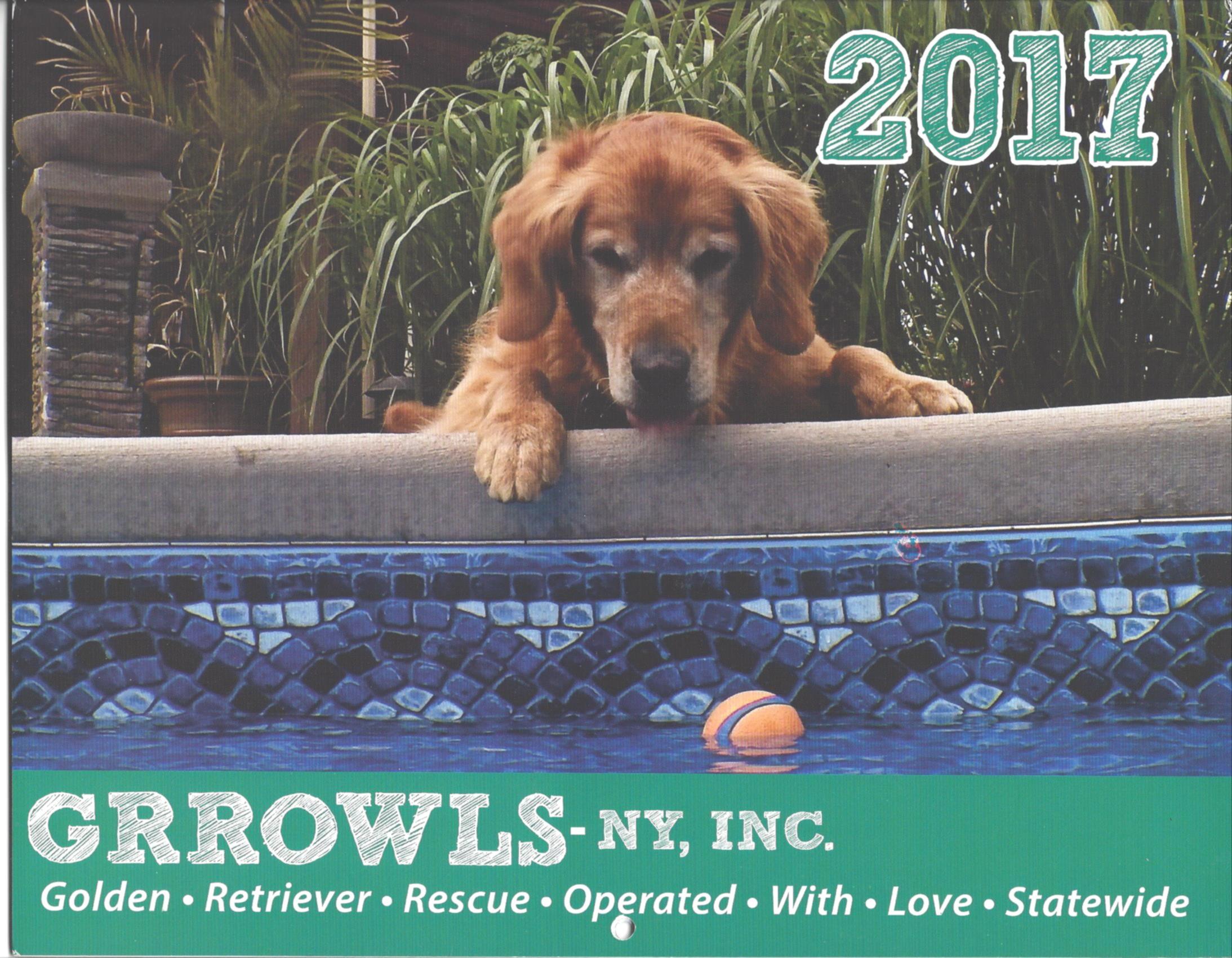 2021 Calendar Contest   GRROWLS