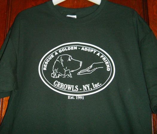 GRROWLS t-shirt